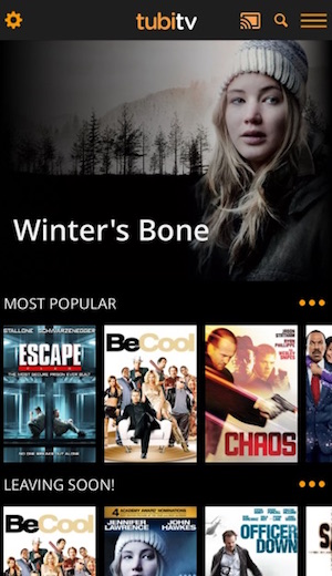 free movie apps tubitv