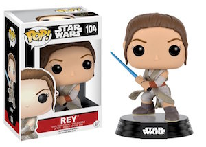 star wars funko pop, rey funko