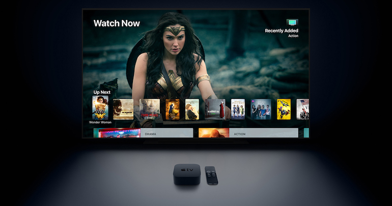 streaming media devices, apple 4k tv review, apple 4k vs roku ultra