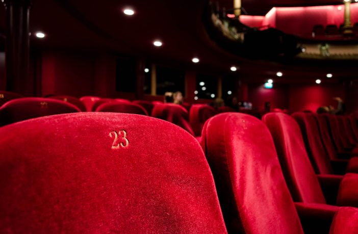 where is the best seat in the movie theater, best place to sit in cinema