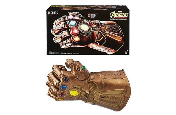 avengers: infinity war articulated fist