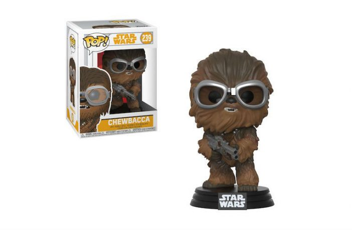 chewbacca solo funko pop