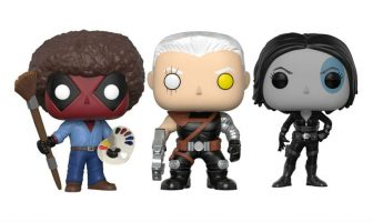 Deadpool 2 Funko Pops