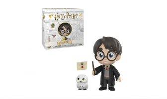 5 star Harry Potter vinyls