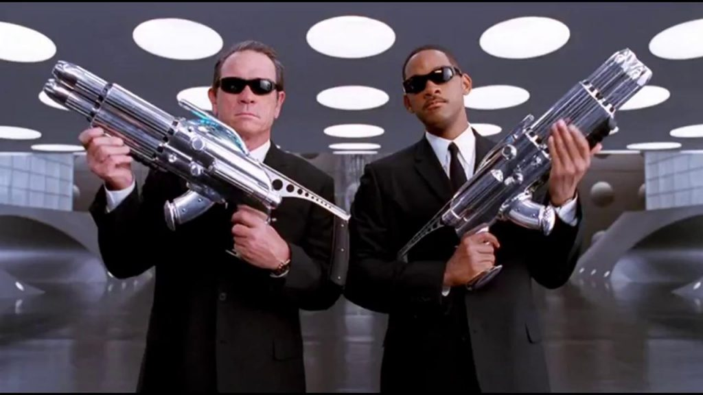 men in black, alien movies on netflix
