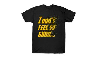 avengers: infinity war shirt, avengers bad feeling shirt