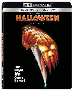 Halloween 4K Ultra HD Blu-ray